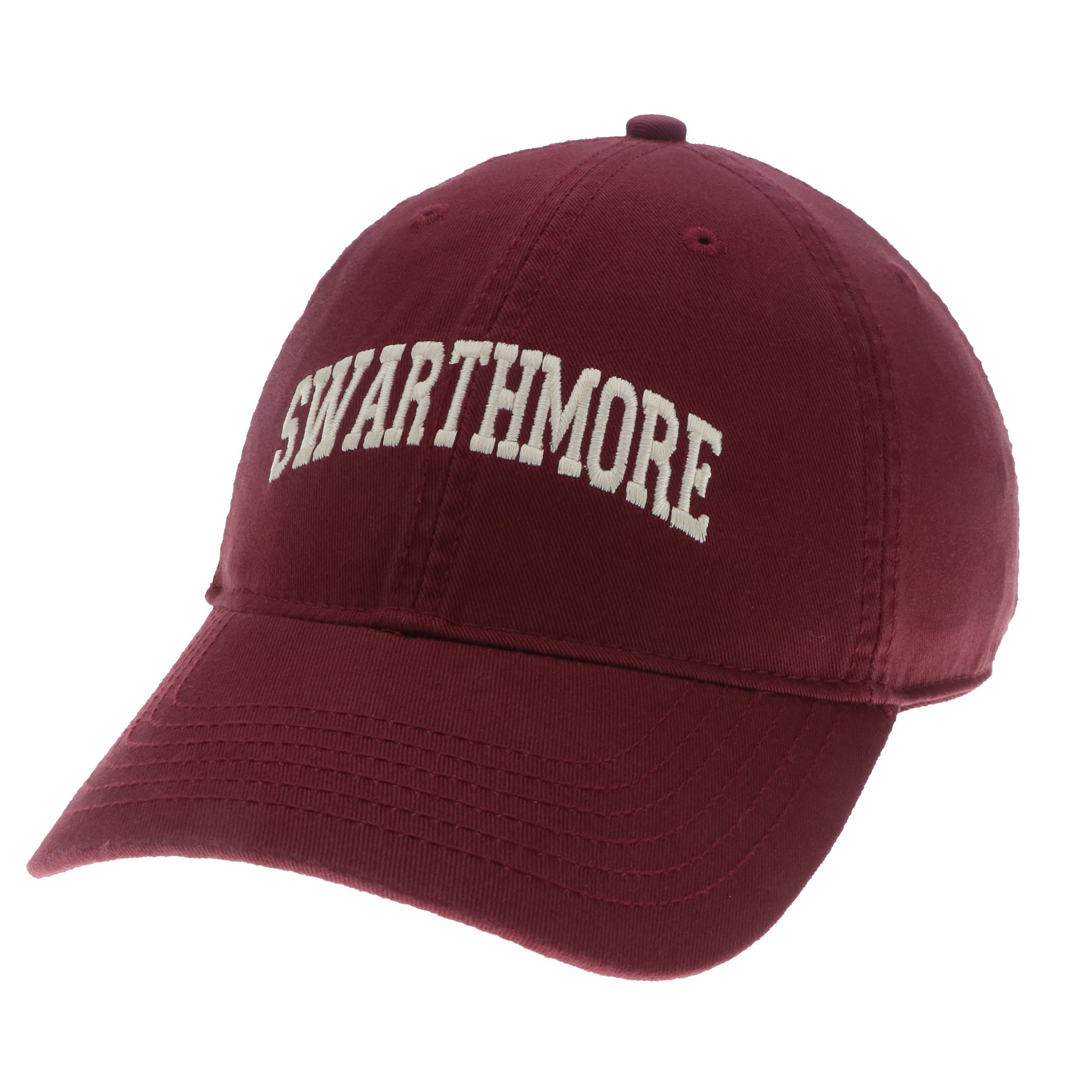 "Image For ""SWARTHMORE"" Twill Cap"