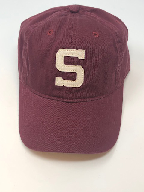 Image For FITTED S LOGO CAP