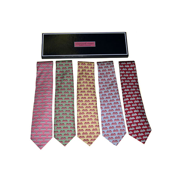 Image For TIE VINEYARD VINES PINK