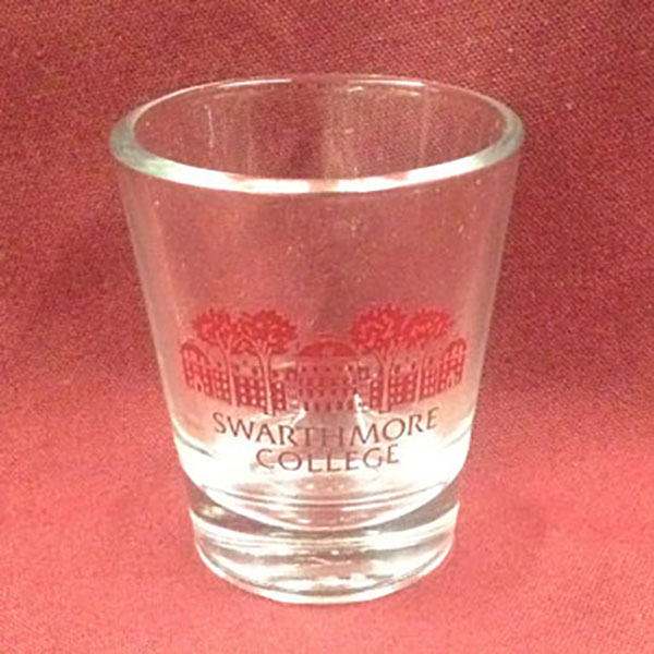 Image For Shot Glass Imprinted