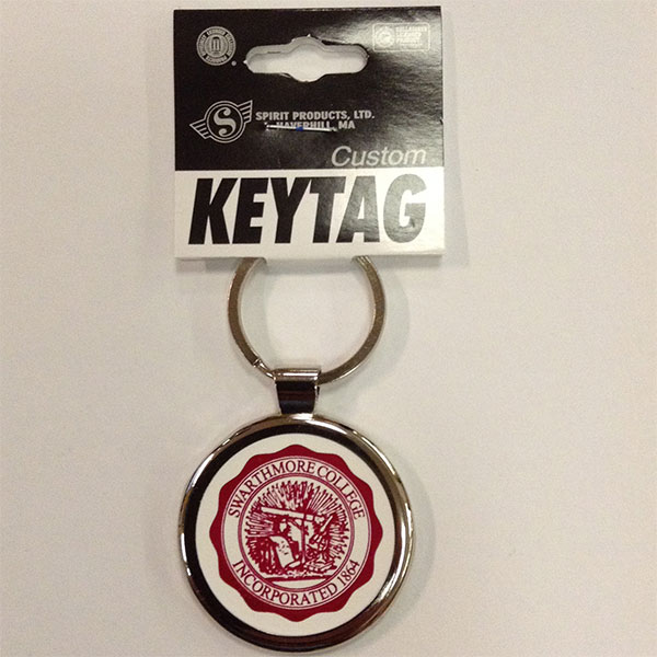 Image For KEY TAG COLLEGE SEAL