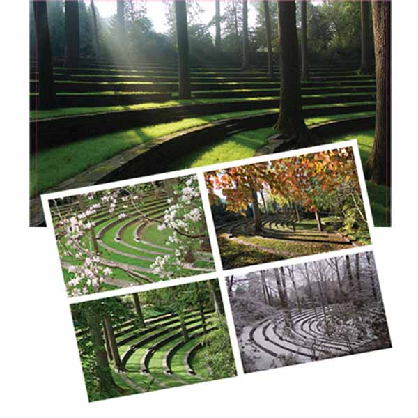 Image For GREETING CARD FOLDER-Amphitheater