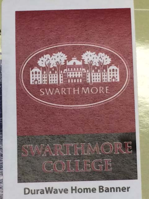 Image For BANNER, HOME SWARTHMORE