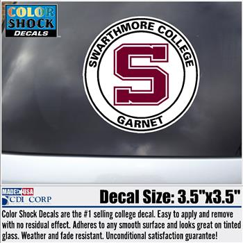"Cover Image For Decal Mini  3"" Athletics Logo"