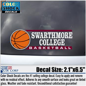 Image For Decal Sport Basketball