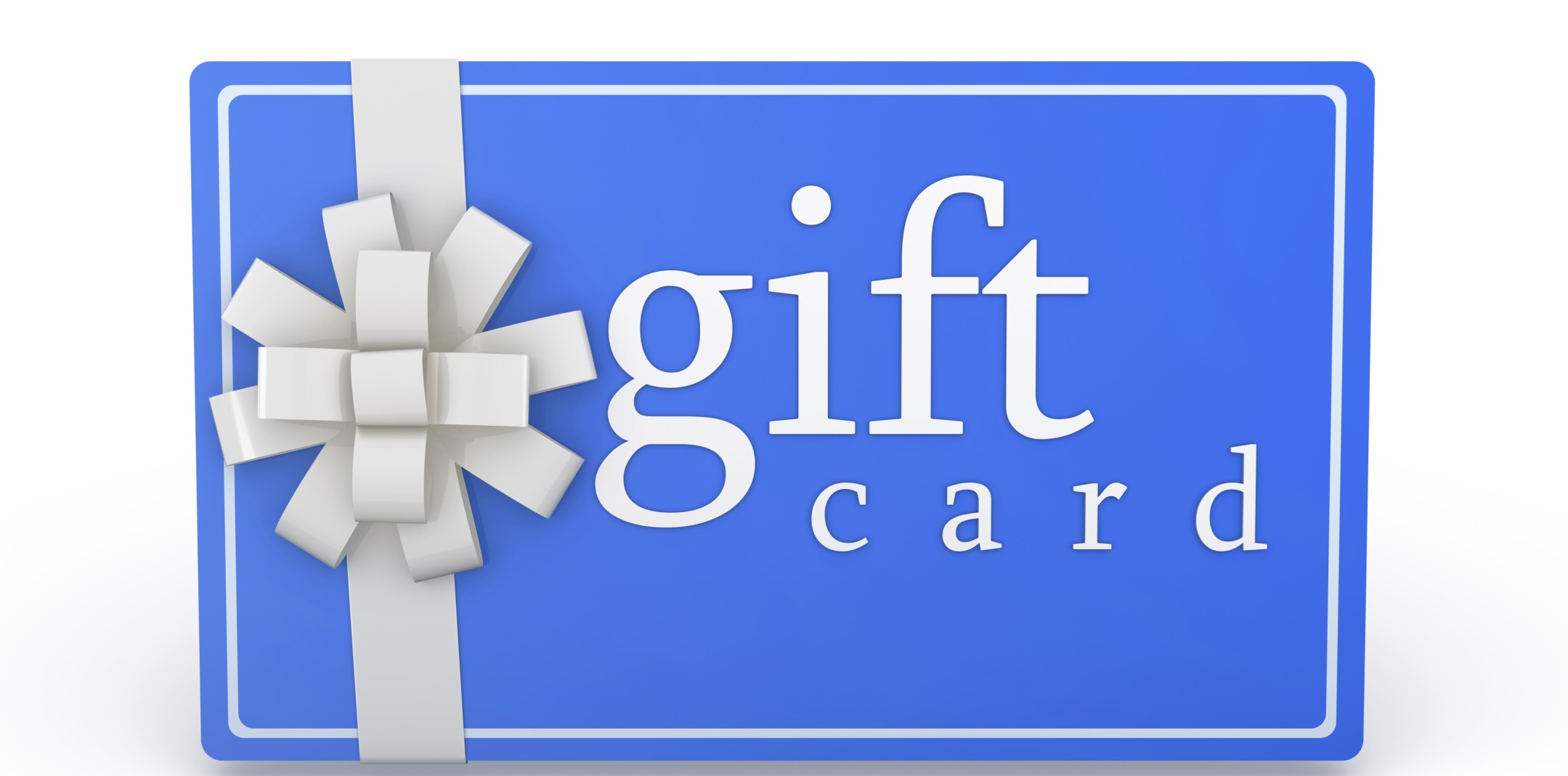 Cover Image For GIFT CERTIFICATE