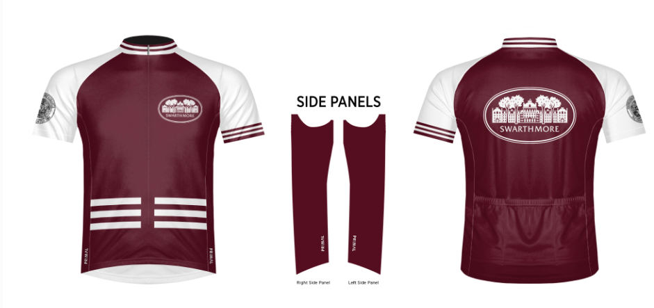 Image For Raglan Cycling Jersey