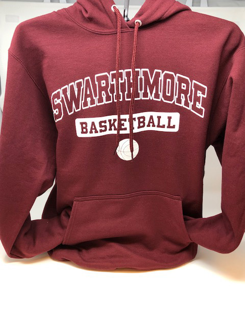 Image For BASKETBALL HOODIE COTTON