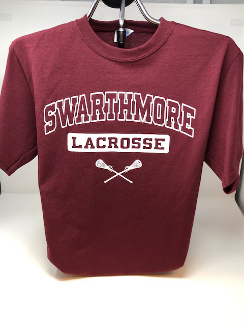 Cover Image For LACROSSE SS T COTTON