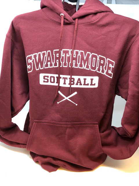 Image For SOFTBALL HOODIE COTTON