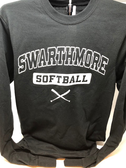 Image For SOFTBALL LS T COTTON