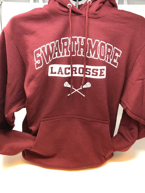 Image For LACROSSE HOODIE COTTON
