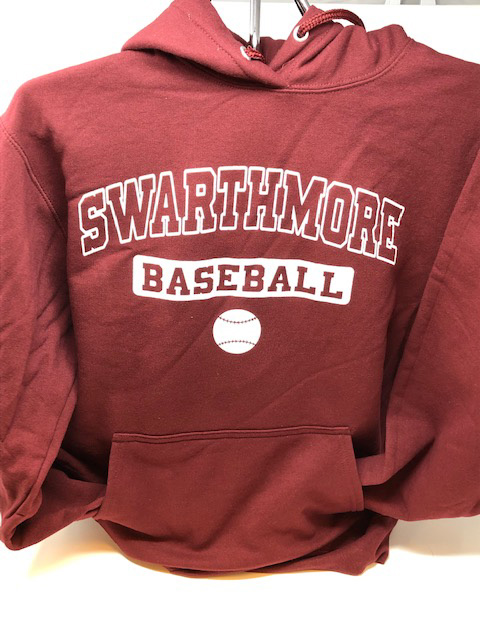 Image For BASEBALL HOODIE COTTON