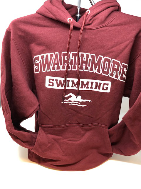 Image For SWIMMING HOODIE COTTON