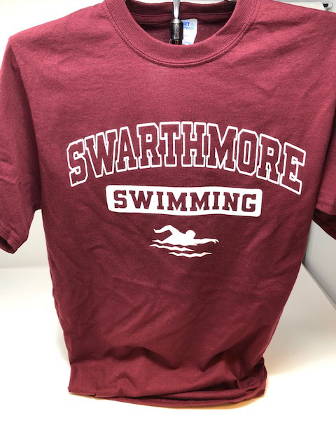 Image For SWIMMING SS T COTTON