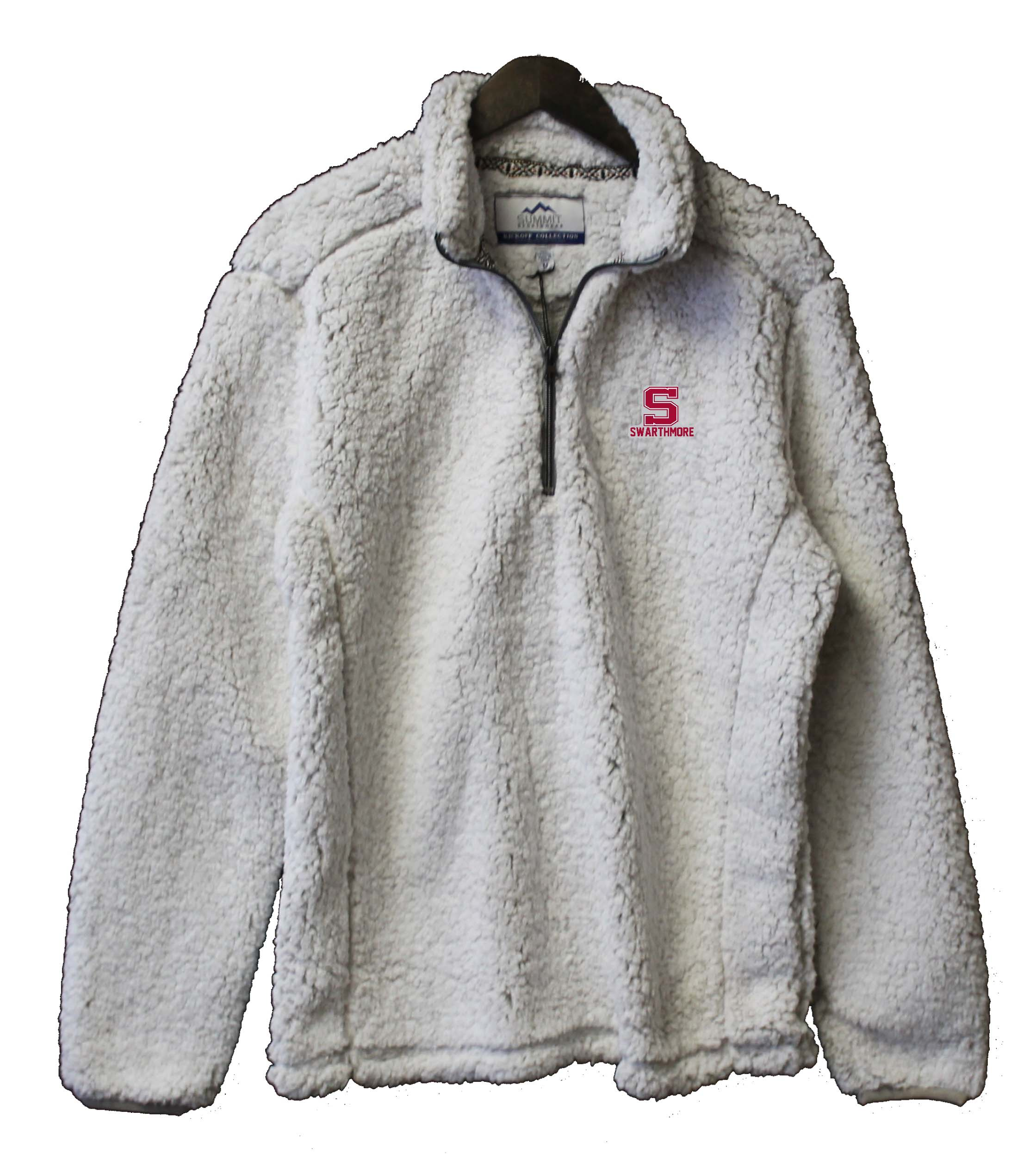 Image For WOMEN'S SHERPA 1/4 ZIP