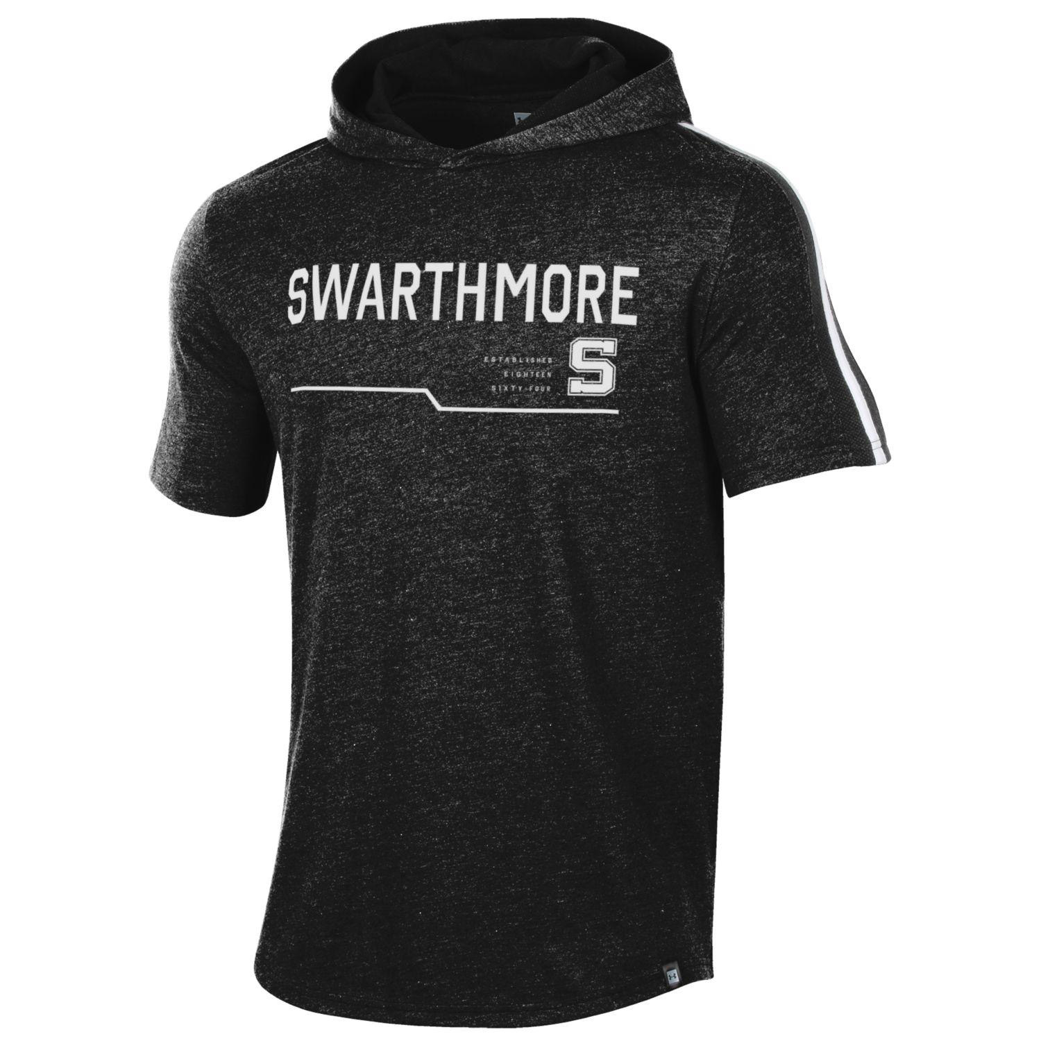 Image For UA Hooded Short Sleeve Tee