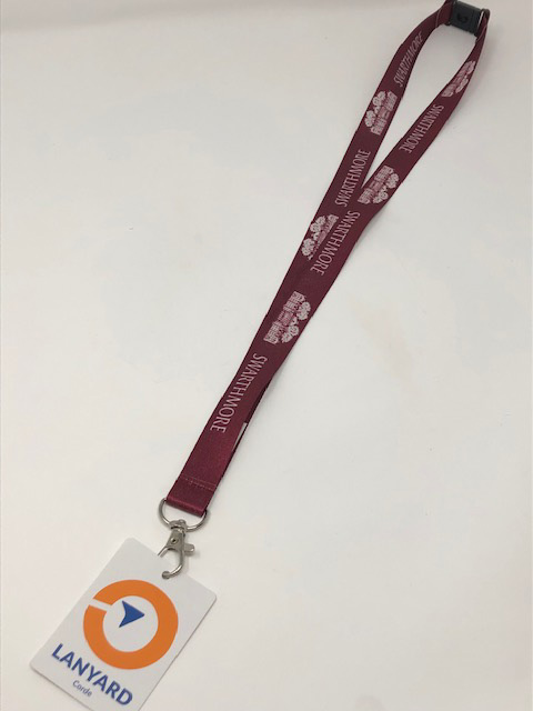 Image For LANYARD PARRISH GARNET