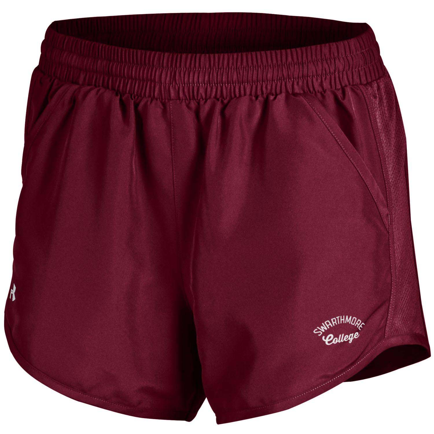 Image For UNDER ARMOUR WOMEN'S RUN SHORT ARCH