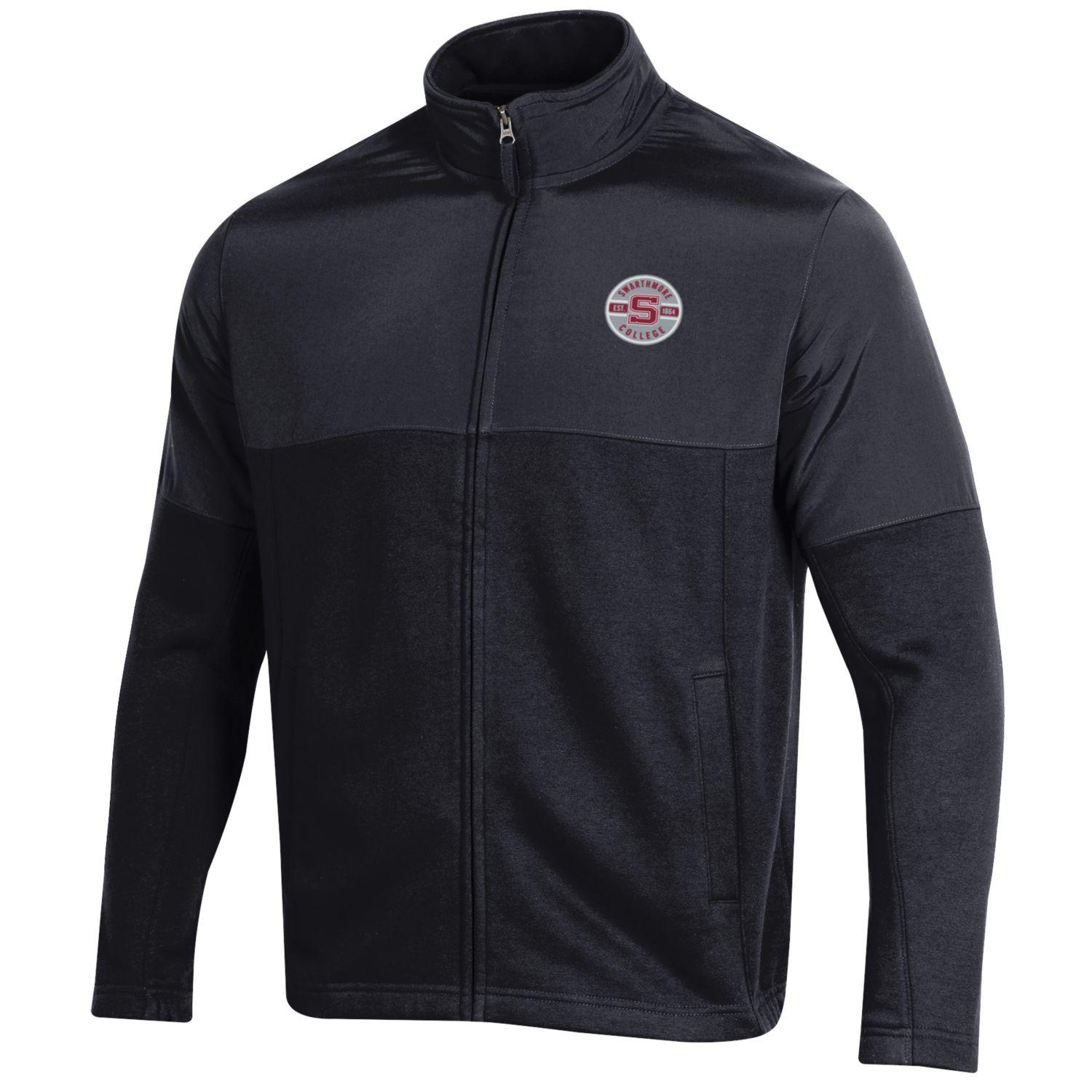 Image For BIG COTTON FULL ZIP BLACK