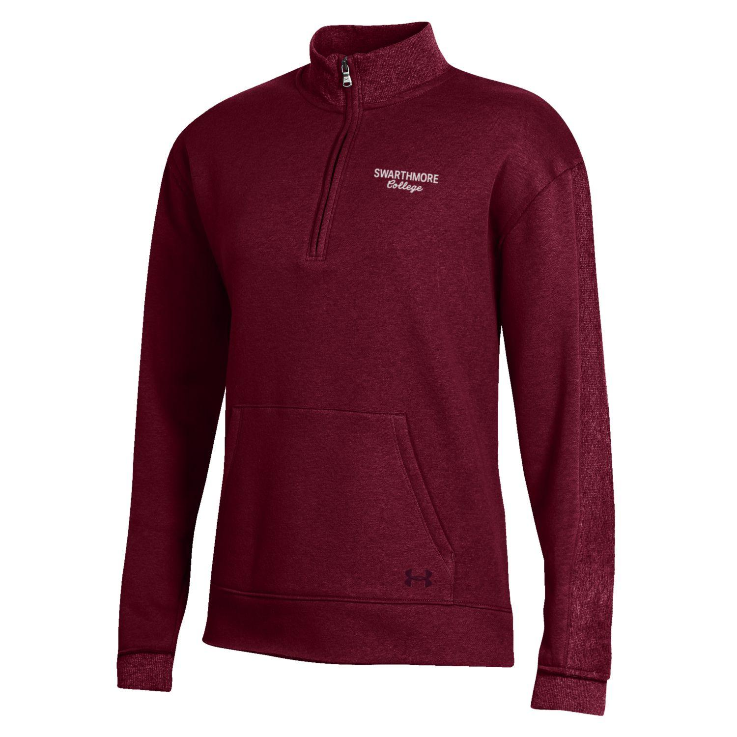Cover Image For UA WOMENS ALL DAY 1/4 ZIP