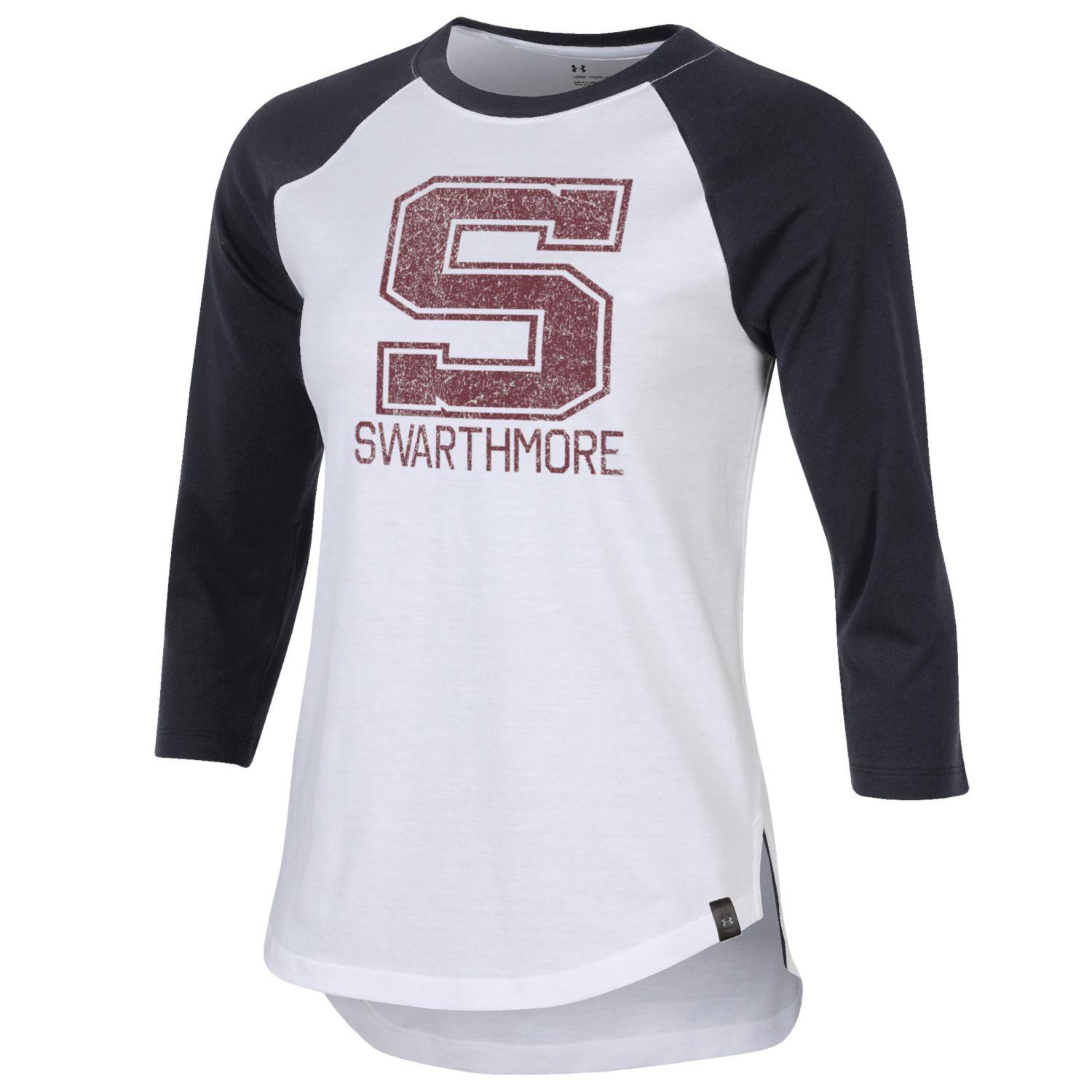Image For UA WOMENS BASEBALL TEE