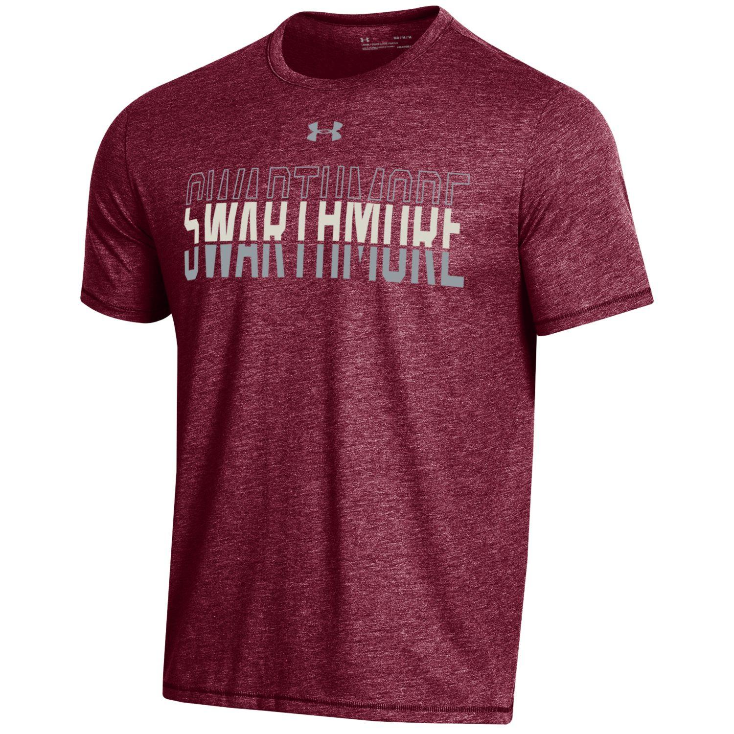 Cover Image For Under Armour Bi-Blend Short Sleeve Tee