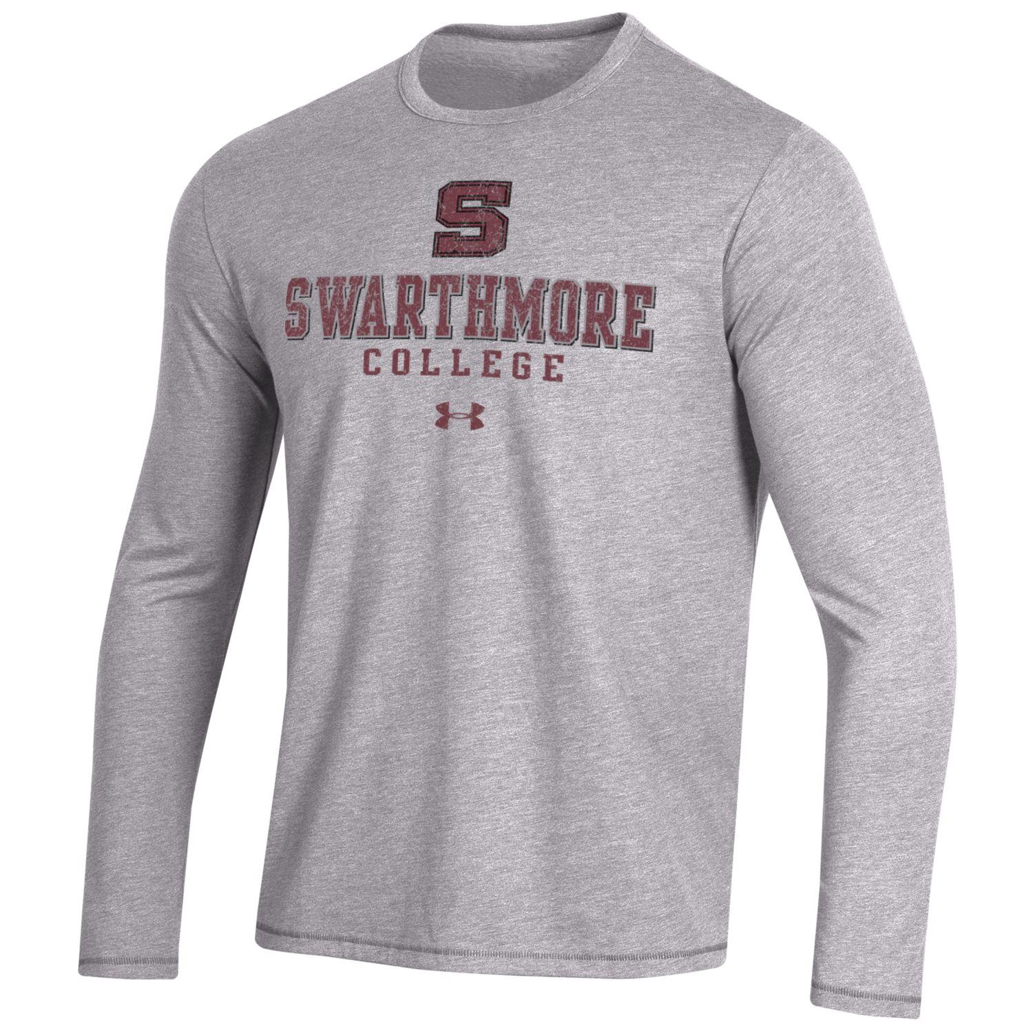 Image For Under Armour Bi-Blend Long Sleeve Tee