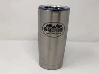 Image For Stainless Steel Tumbler w/ Parrish Hall