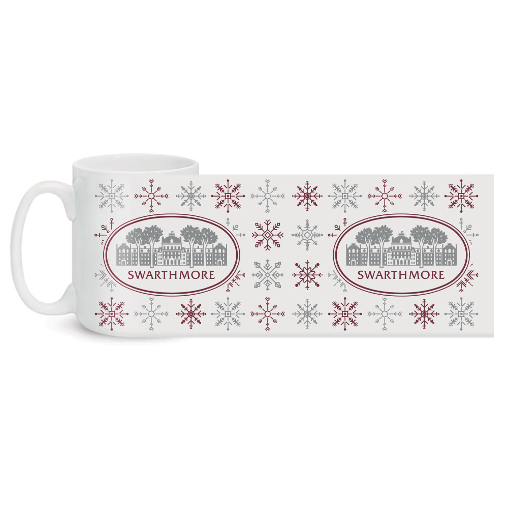 Image For Parrish Hall Holiday Mug