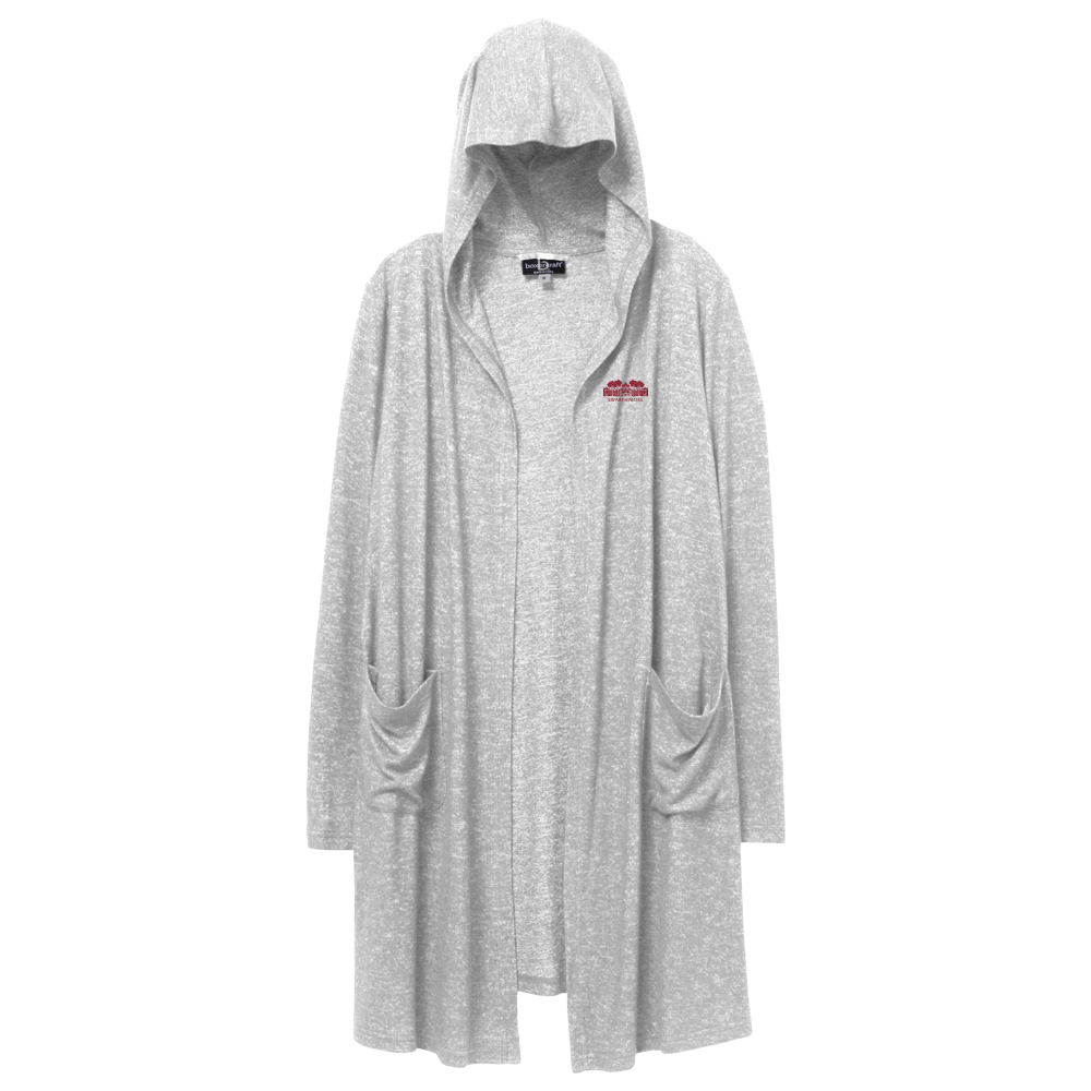 Image For Ladies Cuddle Hooded Cardigan