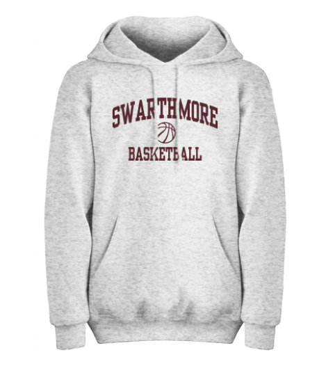 Image For MSP Swarthmore Basketball Hoodie
