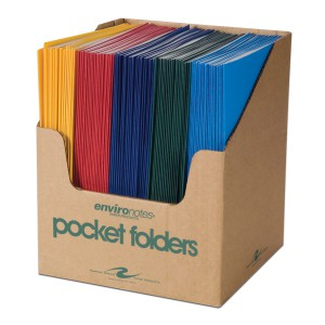 Image For 2 Pocket Paper Folder