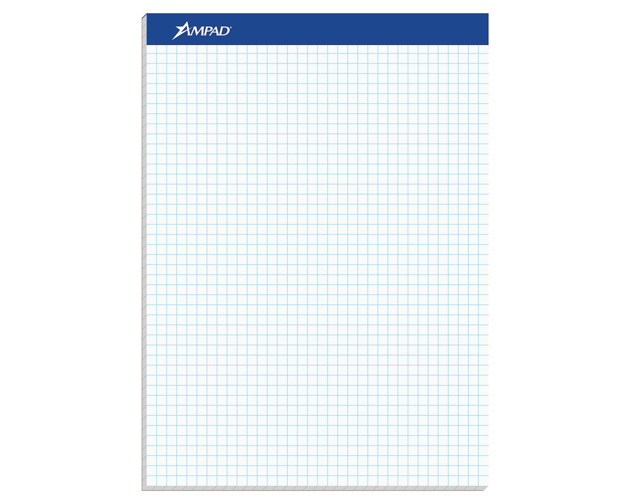 Image For Ampad Double-Sheet Graph Pad