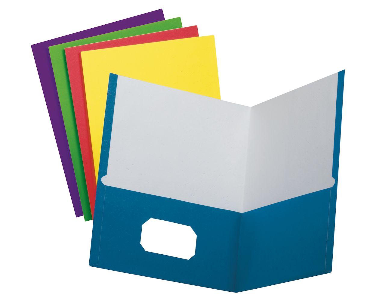Image For Oxford School Grade Twin Pocket Folders