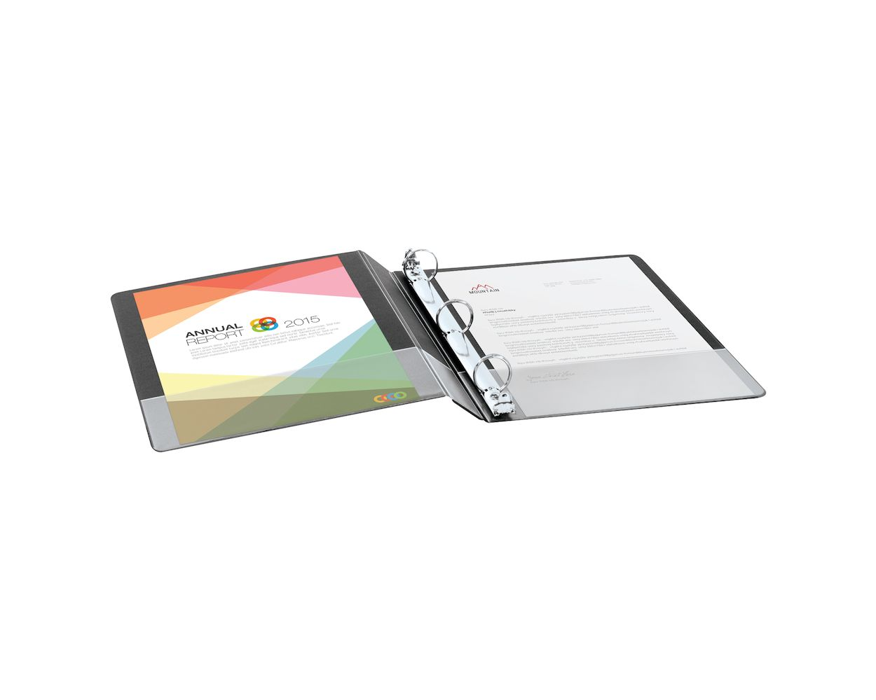 Image For Cardinal Performer Binder 1.5""