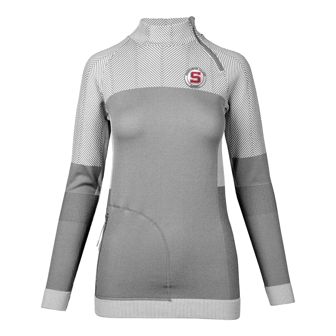 Image For Levelwear Womens Verse Zip neck