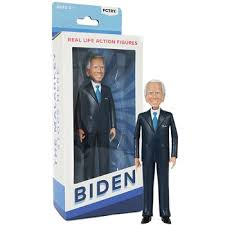 Cover Image For Joe Biden Action Figure