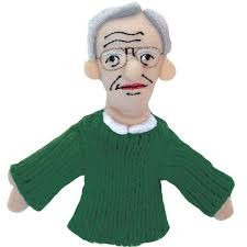 Image For Noam Chomsky Magnetic Finger Puppet Unemployed Philosophers