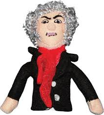 Image For Ludwig Van Beethoven Magnetic Finger Puppet