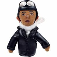 Image For Bessie Coleman magnetic personality finger puppet