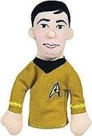 Cover Image For Sulu magnetic personality finger puppet