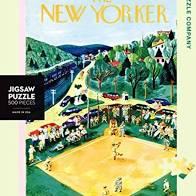 Image For Puzzle Ballpark, New York Puzzle Company
