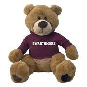 Image For Bruni Bear Plush with Hoodie