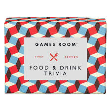 Image For Ridley's Games Room Food & Drink Trivia