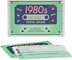 Image For Ridley's 1980s Trivia Cassette Tape Quiz