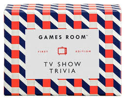 Image For Ridley's Games Room TV Show Trivia