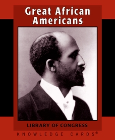Image For Great African Americans knowledge cards