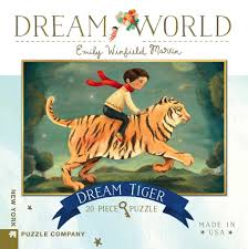 Image For Dream Tiger Mini Puzzle