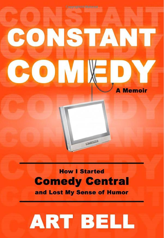 Cover Image For Constant Comedy by Art Bell
